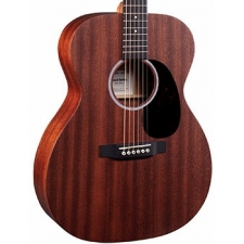 Martin 00010E Electro Acoustic Guitar With Soft-Shell Case