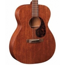 Martin 00015M Mahogany Acoustic Guitar with Hard Case