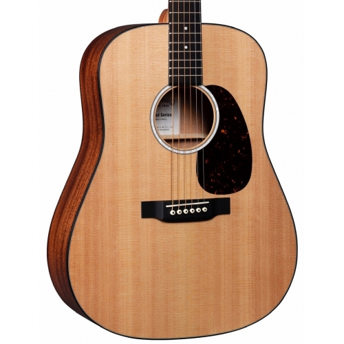 Martin D10E Electro Acoustic Guitar in Natural