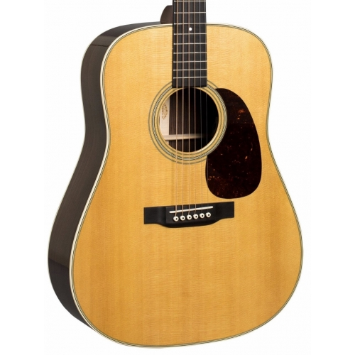 Martin D28 Re-Imagined American Acoustic In Natural Inc Case