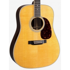 Martin D35 Dreadnought American Acoustic Guitar In Natural & Hard Case