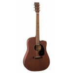 Martin DC15ME Dreadnought Electro Acoustic Guitar Ex Demo