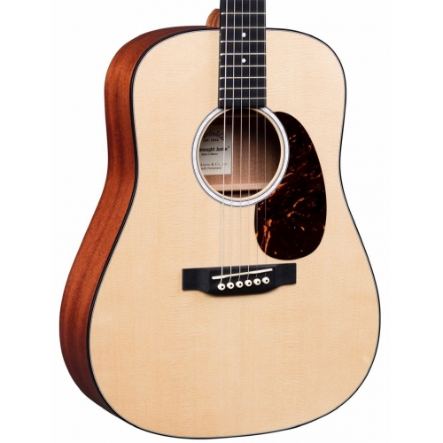 Martin DJr-10E Guitar Junior Dreadnought Electro-Acoustic Guitar