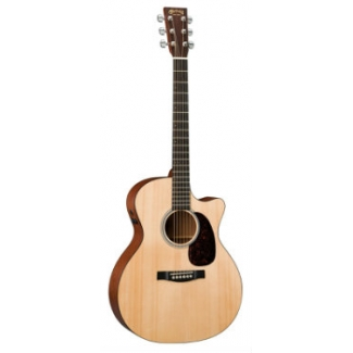 Martin GPCPA4 Electro Acoustic Guitar In Natural