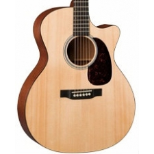 Martin GPCPA4 Electro Acoustic Guitar In Natural with Case