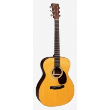Martin OM21 Orchesta Model Acoustic Guitar in Natural inc Case