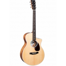 Martin SC13E Electro Acoustic Guitar in Natural with Soft-Shell Case