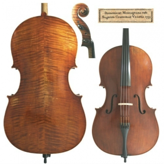 Heritage Series Montagnana 'The Sleeping Beauty' Cello 1739 (C1018)