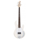 Sterling by MusicMan Sub Ray 4 Bass Guitar, Vintage Cream