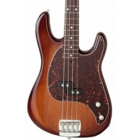 Musicman Cutlass 4-String Bass Guitar in Heritage Tobacco Burst