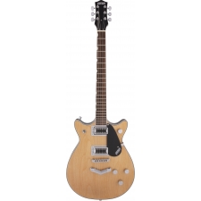 Gretsch G5222 Electromatic Double Jet BT with V-Stoptail, Natural