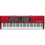 Nord Electro 5 HP Synthesizer - 73 Note Weighted Piano Synth in Red- Boxed