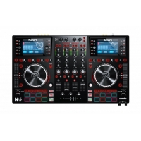 Numark NVII Intelligent Dual Display Controller for Serato DJ