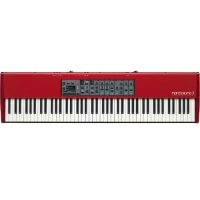 Nord Piano 3 - 88 Note Weighted Piano Action in Red