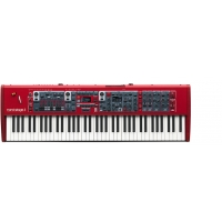Nord Stage 3 HP76 Synthesizer - 76 Note Weighted Piano Synth