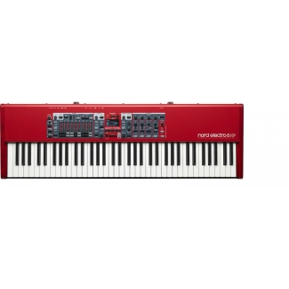 Nord Electro 6 HP 73-note Hammer Action Portable keybed