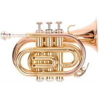 Odyssey OCR100P Bb Pocket Trumpet Outfit