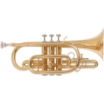 Odyssey OCR200 Debut Bb Cornet With Mouthpiece & Case