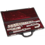 Odyssey OFL350C Premiere Curved Head Flute With 2 Head Joints & Case