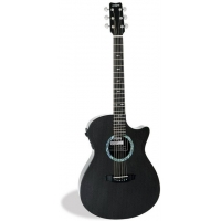 RainSong OM1000N2 Classic Graphite OM Electro Acoustic Guitar