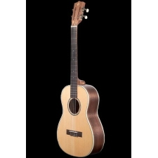 Ohana BK70W Solid Spruce And Walnut Baritone Ukulele