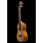 Ohana Ukuleles CK80 Solid Port Orford Oregon Cedar & Figured Myrtle Concert