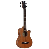 Ortega Deep Series D Walker Acoustic Bass, Mahogany