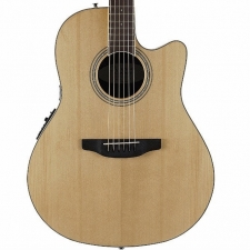 Ovation CS24C-4 Celebrity Standard Mid-depth Electro Acoustic in Natural