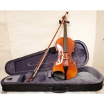 Westcoast Violin With Case & Bow, Available In 3/4 And 1/2 Sizes