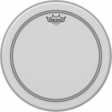 "Remo Powerstroke 3, 13"" Coated Batter Top Head (P30113BP)"
