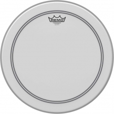 "Remo Powerstroke 3, 16"" Coated Batter Top Head (P30116BP)"