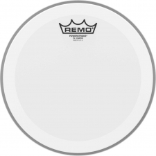 "Remo Powerstroke 4, 10"" Coated Batter Top Head (P40110BP)"