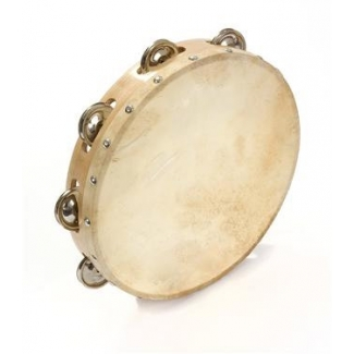 "Percussion Plus PP873 10"" Tambourine"