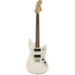 Fender Mustang 90 Electric Guitar With P90's in Olympic White