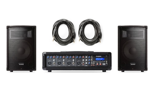 Alesis PA System in a Box