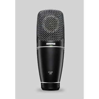 Shure PG27USB Side-address Cardioid Condenser Microphone