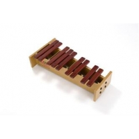 Percussion Plus PP2024 Soprano Chromatic Half Xylophone