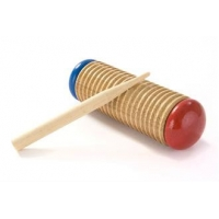 Percussion Plus PP229 Mini Wood Guiro/Shaker