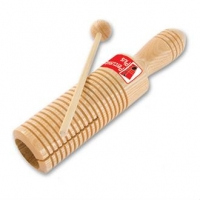 Percussion Plus PP242 Single wooden Agogo