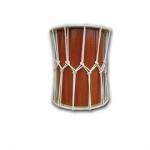 Percussion Plus PP325 Okedo Drum with Bachi For Japanese Music