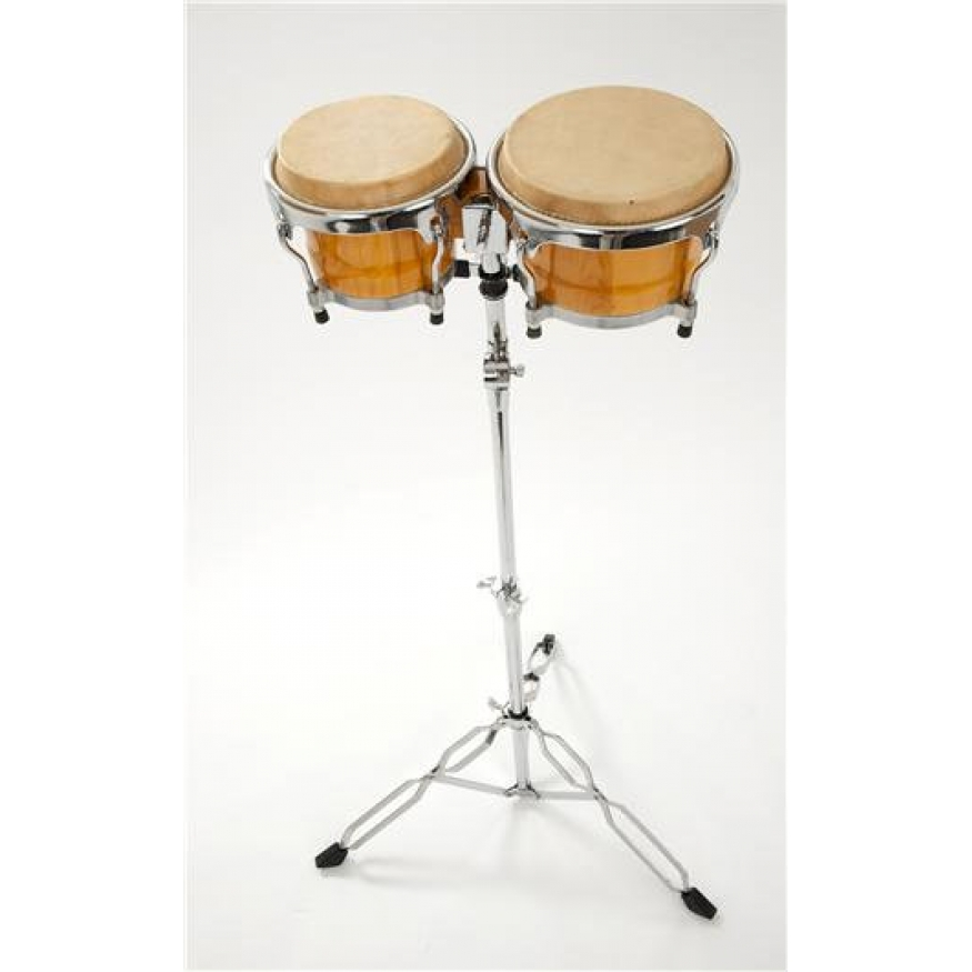 percussion plus pp438 bongo stand at promenade music. Black Bedroom Furniture Sets. Home Design Ideas