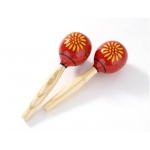 Percussion Plus PP537 Red Maracas