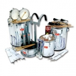 Percussion Plus PP7810 Samba Set For 10 Players