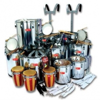 Percussion Plus PP7820 Samba Set For 20 Players