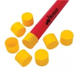 Percussion Plus PP792-1 Pack of 8 Octavators Wak A Cap for Wak a Tube