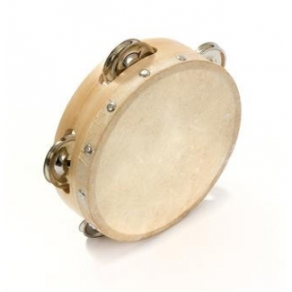 "Percussion Plus PP871 6"" Tambourine"