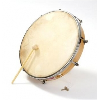 """Percussion Plus PP878 Tunable Hand Drum 12"""""""