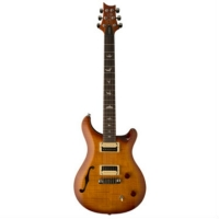 PRS Korean SE 2017 Custom 22 Semi Hollow Electric Guitar in Vintage Sunburst