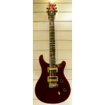 PRS SE Custom 24, Scarlet Red, Secondhand