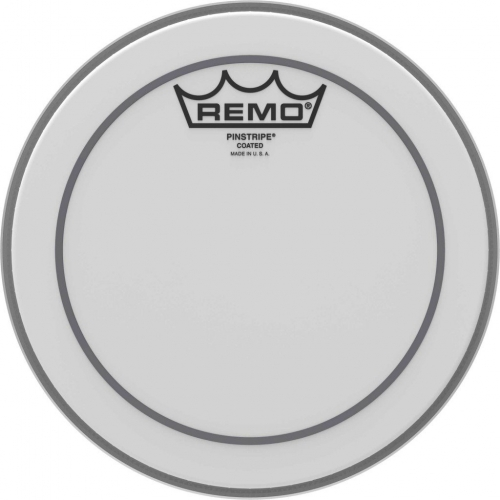 """Remo Pinstripe 8"""" Coated Batter Top Head (PS010800)"""